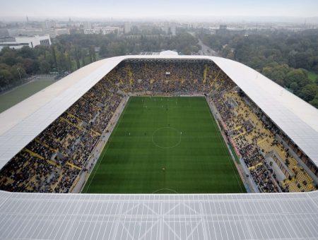 Mai 2021 Rudolf-Harbig-Stadion