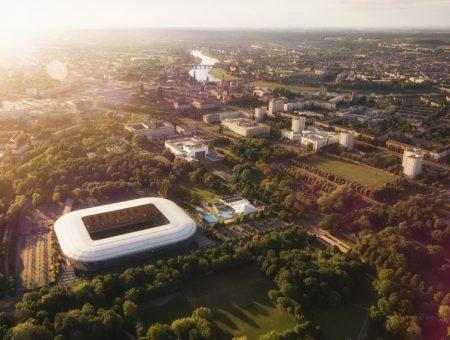 November 2020 Rudolf-Harbig-Stadion