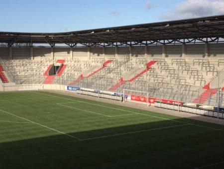 Januar 2021 Erdgassportpark Halle