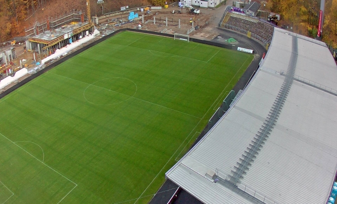 Webcam Stadion Aue